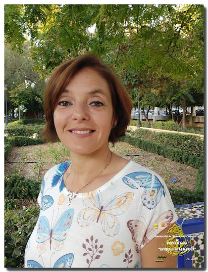 M. Carmen Martin Barbero, Pregonera 2018