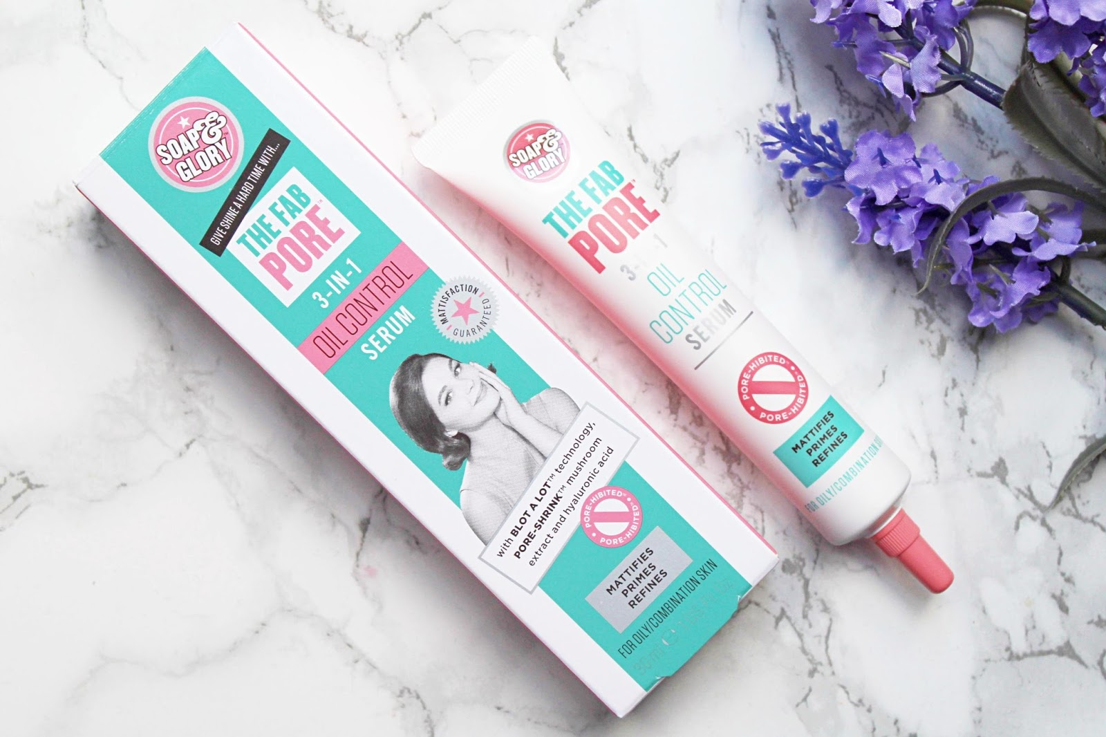 Soap & Glory The Fab Pore 3-in-1 Oil Control Serum Review