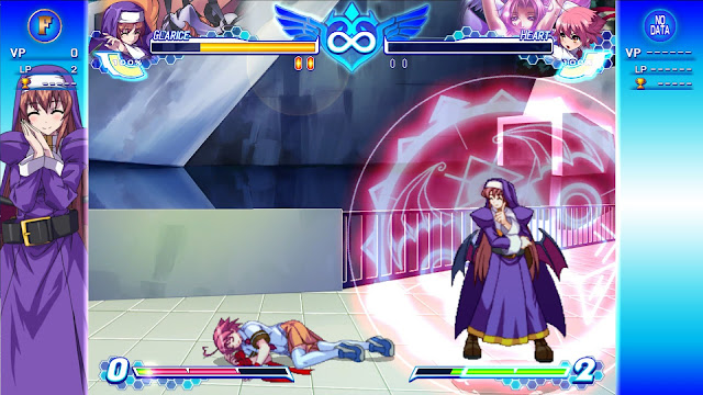 Arcana Heart 3 - Captura 2