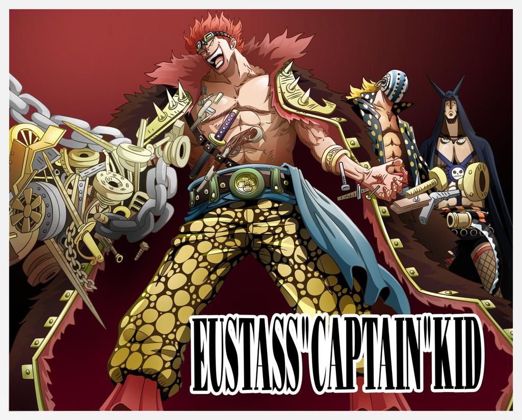 Manga - Artist: One Piece [Law,Kid & Luffy VS Marines ...