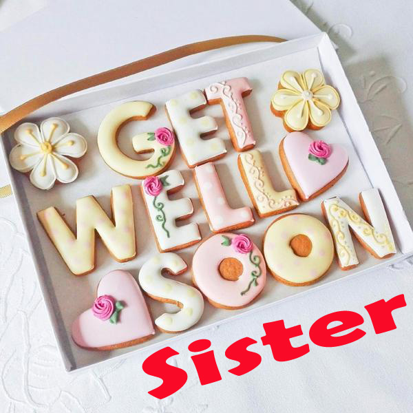 Get Well Soon Images for Sister