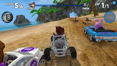 Beach Buggy Racing Mod Apk2