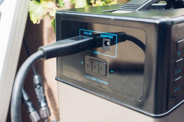 Suaoki 400Wh Mobiler Energiespeicher 04