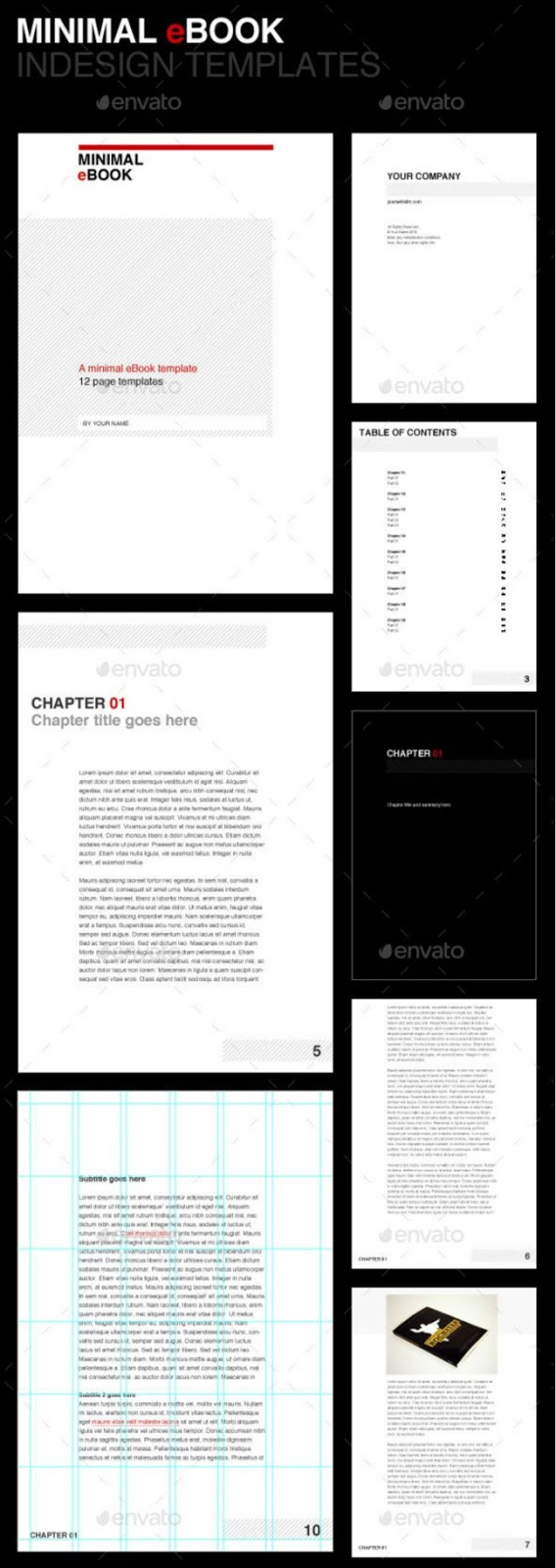 free ebook templates - 67 best ebook templates indesign epub format to easily