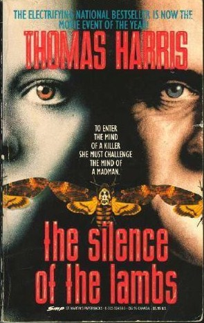 The Silence of the Lambs 1988 Hardcover by HECTORSVINTAGEVAULT |The Silence Of The Lambs Book