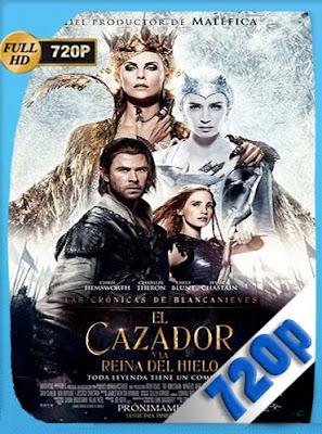 El Cazador Y La Reina (2016)HD [720P] Latino [GoogleDrive] DizonHD