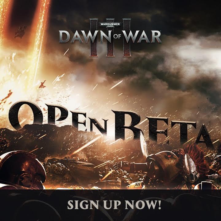 Warhammer 40,000: Dawn of War III anuncia una beta abierta para el 21 de abril