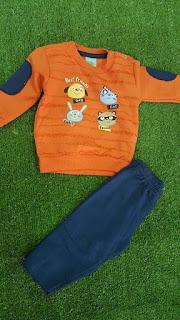 Revender moda infantil por kg