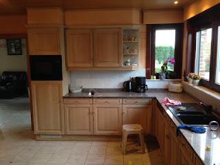 gerenoveerde keuken