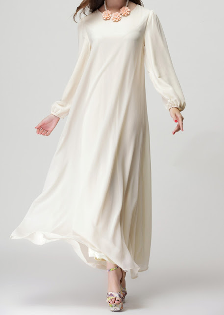 jubah chiffon cantik for women dress chiffon princess jubah sale