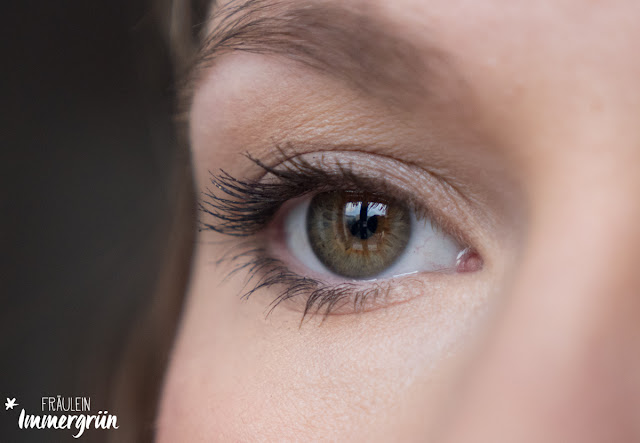 Sante Mascara Volume + Eye Brightener