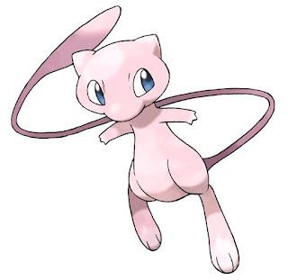 Pokemon langka mew