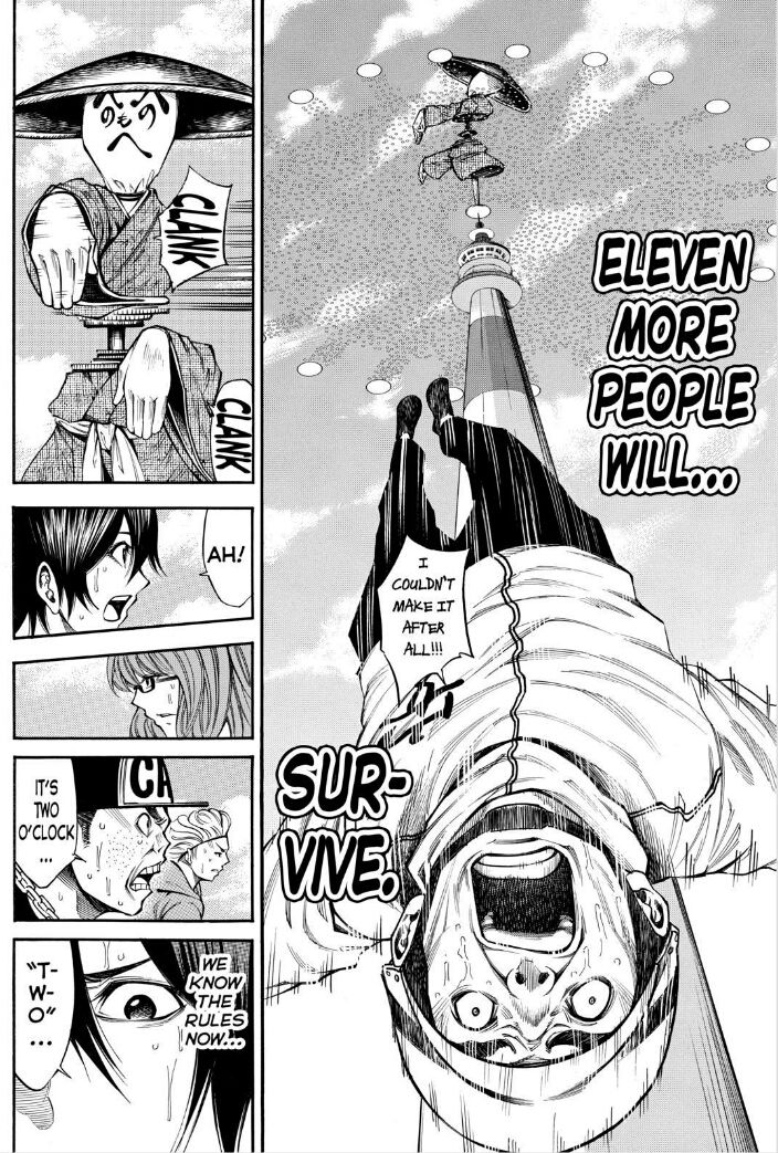 Kami-sama no Iutoori Part 2 - Chapter 89