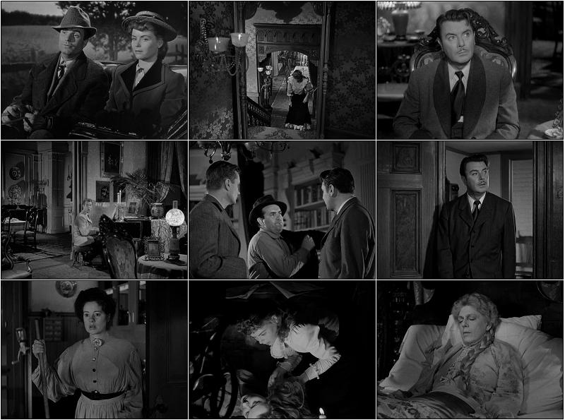 BRRIP MOVIES: The Spiral Staircase (1945) [HDTV 720p]