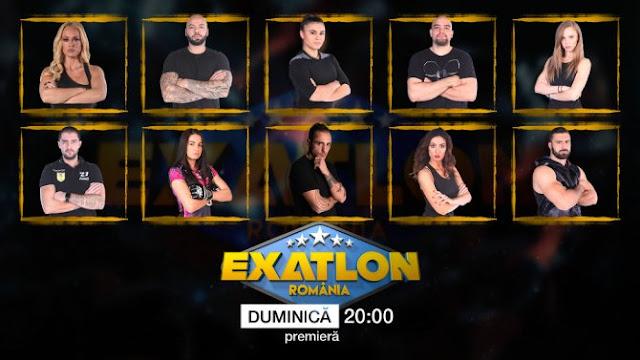 Exatlon Sezonul 3 Episodul 10