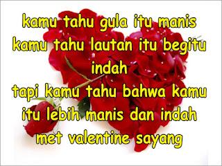 Kata Ucapan Hari Valentine Buat Pacar