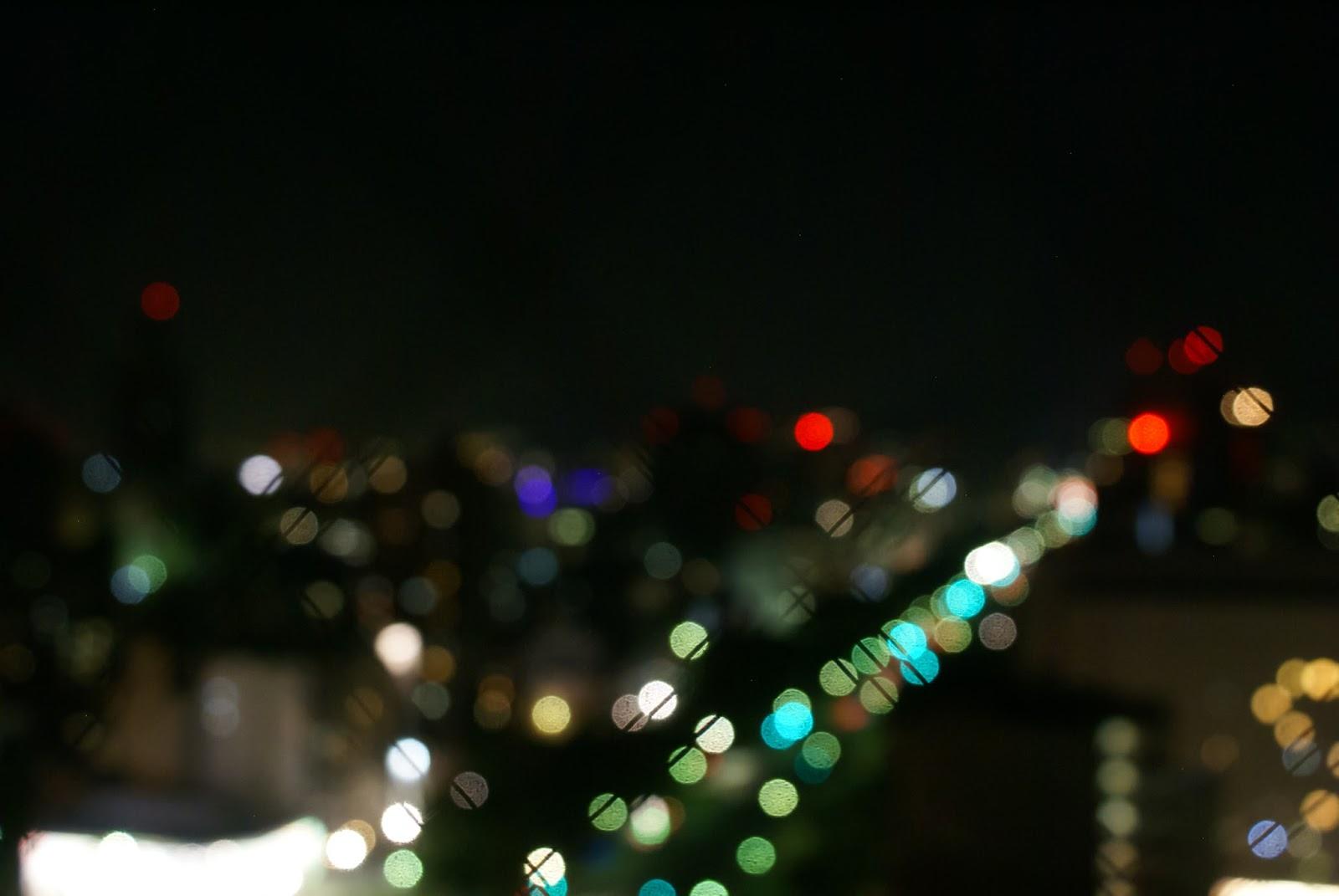 hiroshima nuit japon bokeh