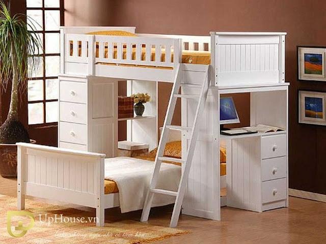 Mẫu giường tầng đẹp 17