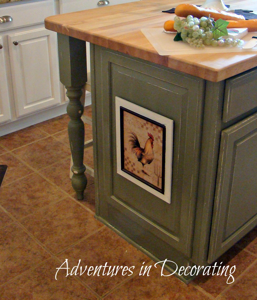 Adventures In Decorating Our Fall Kitchen: Savvy Southern Style : My Favorite Room.....Adventures In