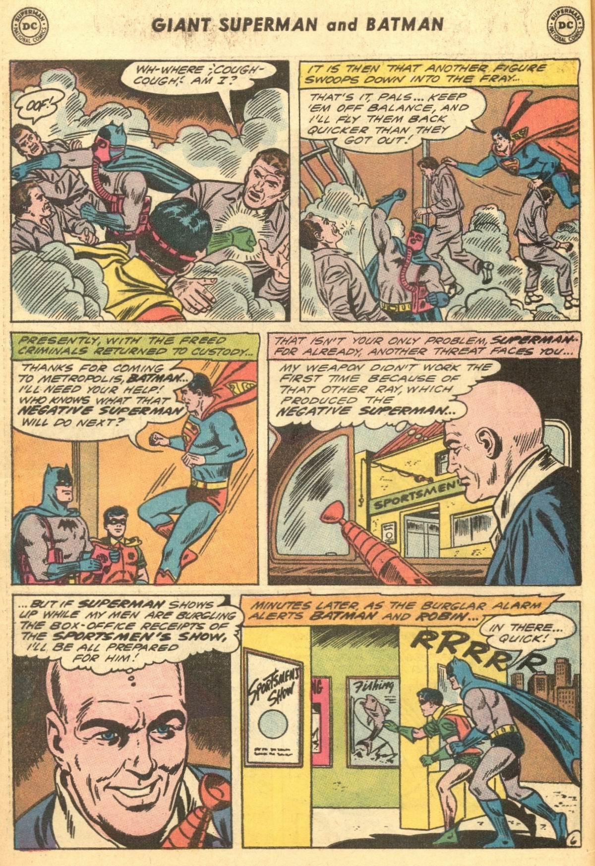 Read online World's Finest Comics comic -  Issue #188 - 34