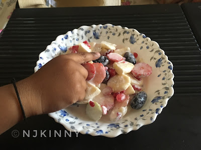 Easy, Healthy and Quick Fruit Cream Recipe- NWoBS Blog