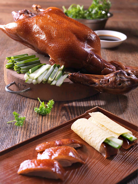 The Legendary Peking Duck At Xin Cuisine Concorde Kl Malaysian Foodie