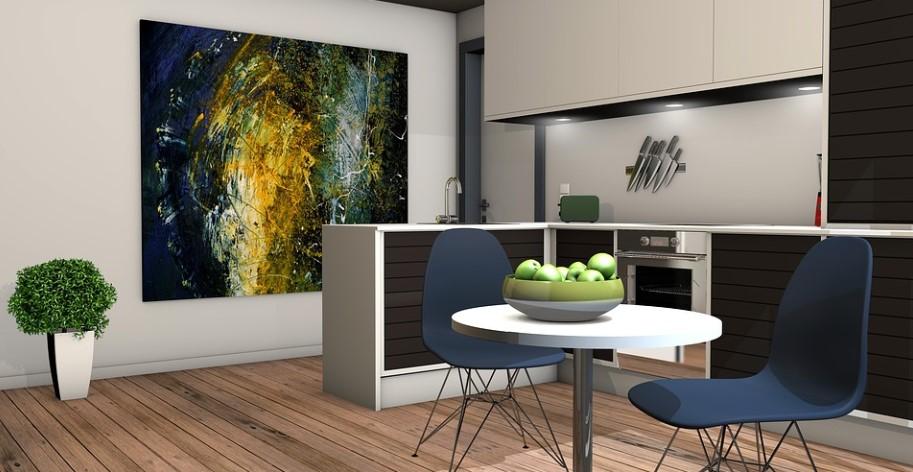 Quality Silk Plants Blog 3 Easy Kitchen Decorating Ideas