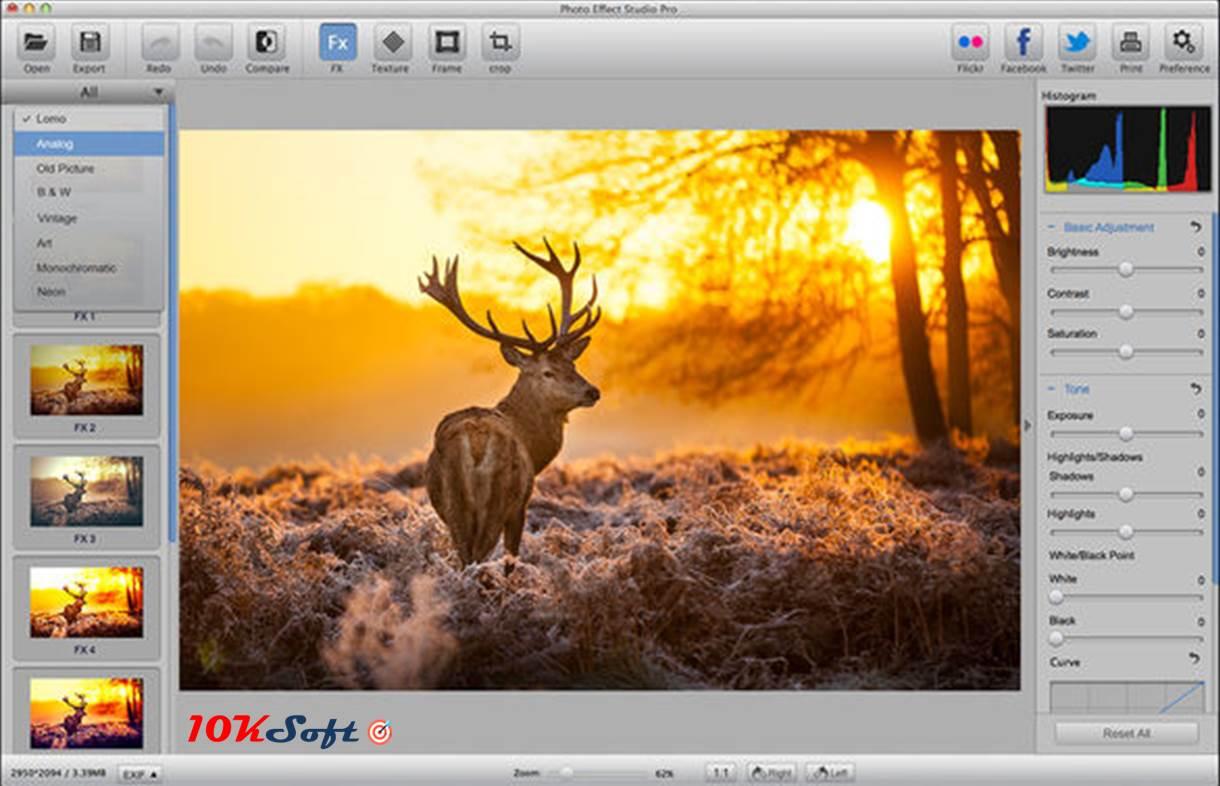 Photo Effect Studio Pro offline installer Free Download