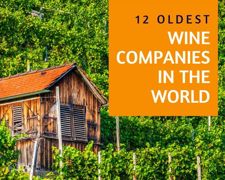 The World's 12 Oldest Wine Companies