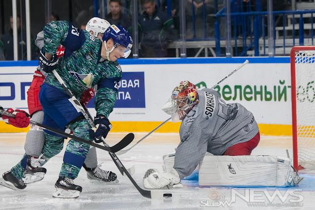 Бурдасов приносит победу за 4 секунды до сирены