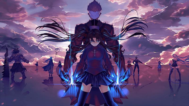 archer dan tohsaka rin