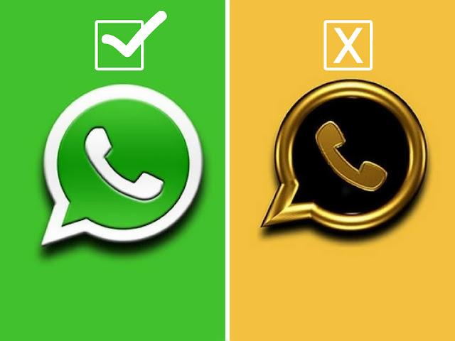WhatsApp Gold Ada Virusnya, Jangan Update!