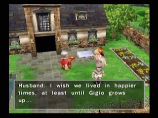 Dragon Quest V: Hand of the Heavenly Bride screenshot 2