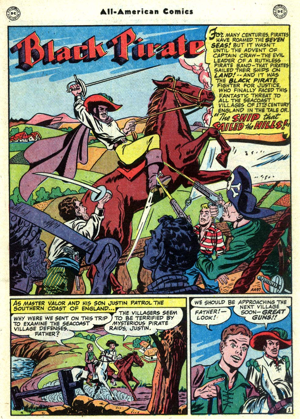 Read online All-American Comics (1939) comic -  Issue #101 - 27