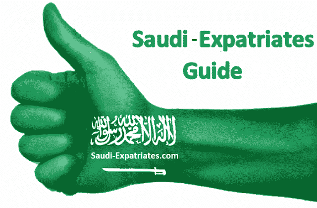 GUIDELINES FOR EXPATS WORKING & LIVING IN SAUDI ARABIA