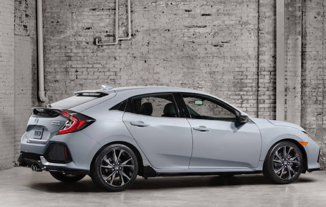 2017 price Honda Civic Hatchback