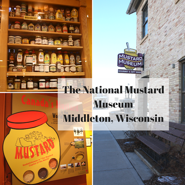 The National Mustard Museum Middleton, Wisconsin