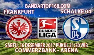 Prediksi Frankfurt vs Schalke 04 16 Desember 2017
