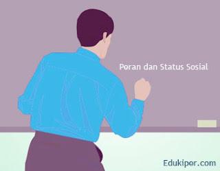 Pengertian Peran dan Status Sosial