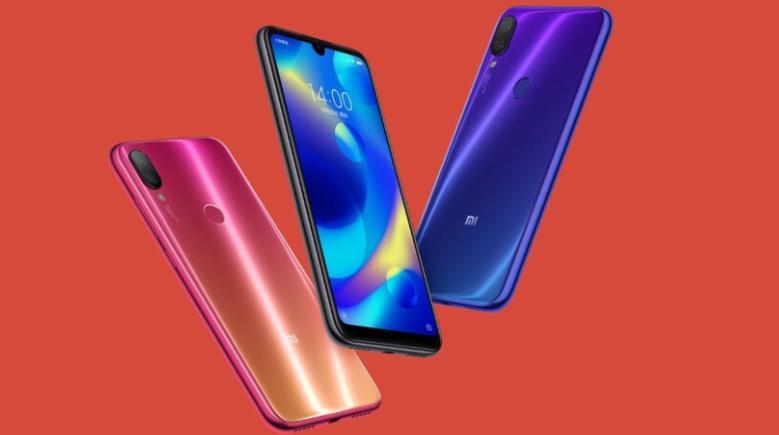 Xiaomi mi play series