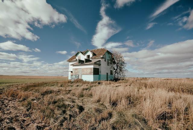 Ashton's Abandoned Places Blog