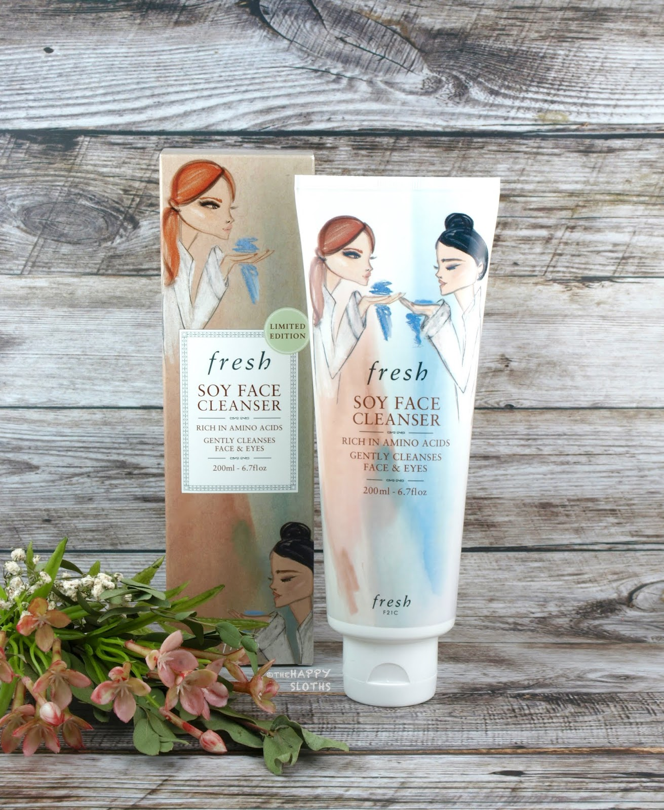 Fresh | Limited Edition Soy Face Cleanser: Review