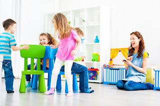 Terapia Infantil em Grupo: (11) 3367-7685