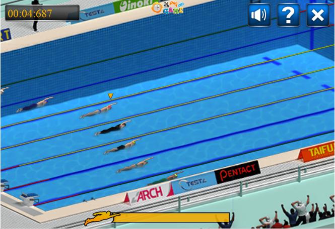 Game Thi bơi quốc tế