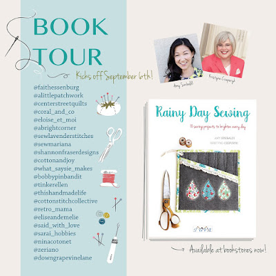 Rainy Day Book Tour
