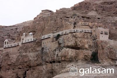 El Monasterio de laTentación