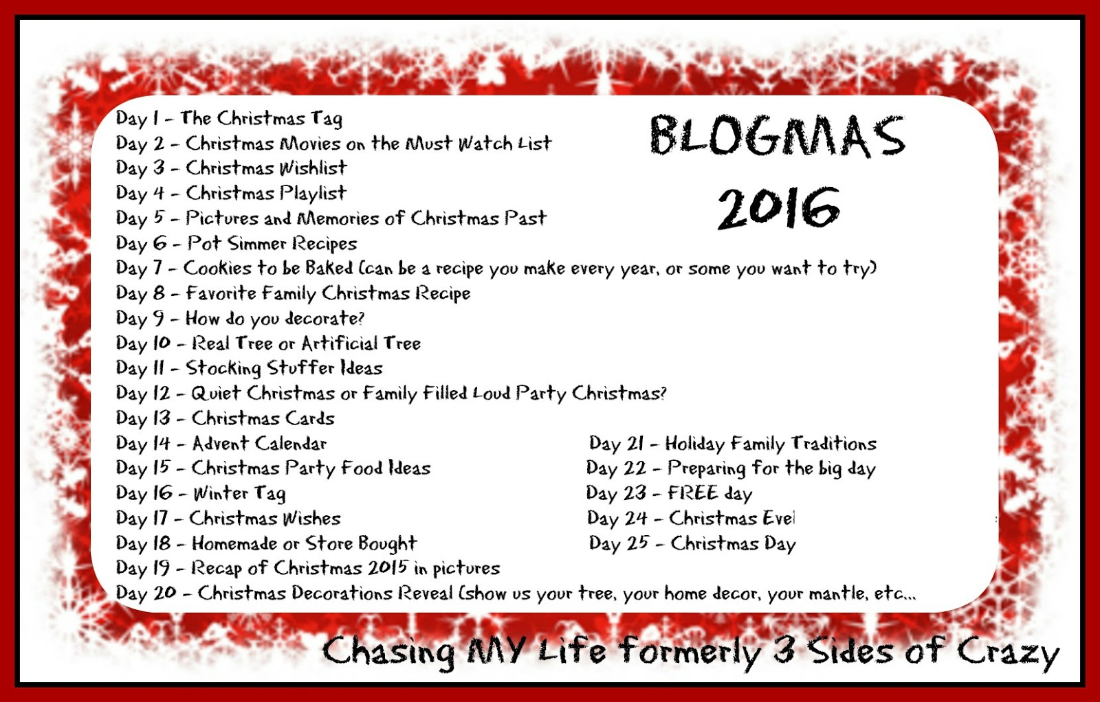 ALL – Page 4 – Chasing MY Life WHEREVER it Leads Me
