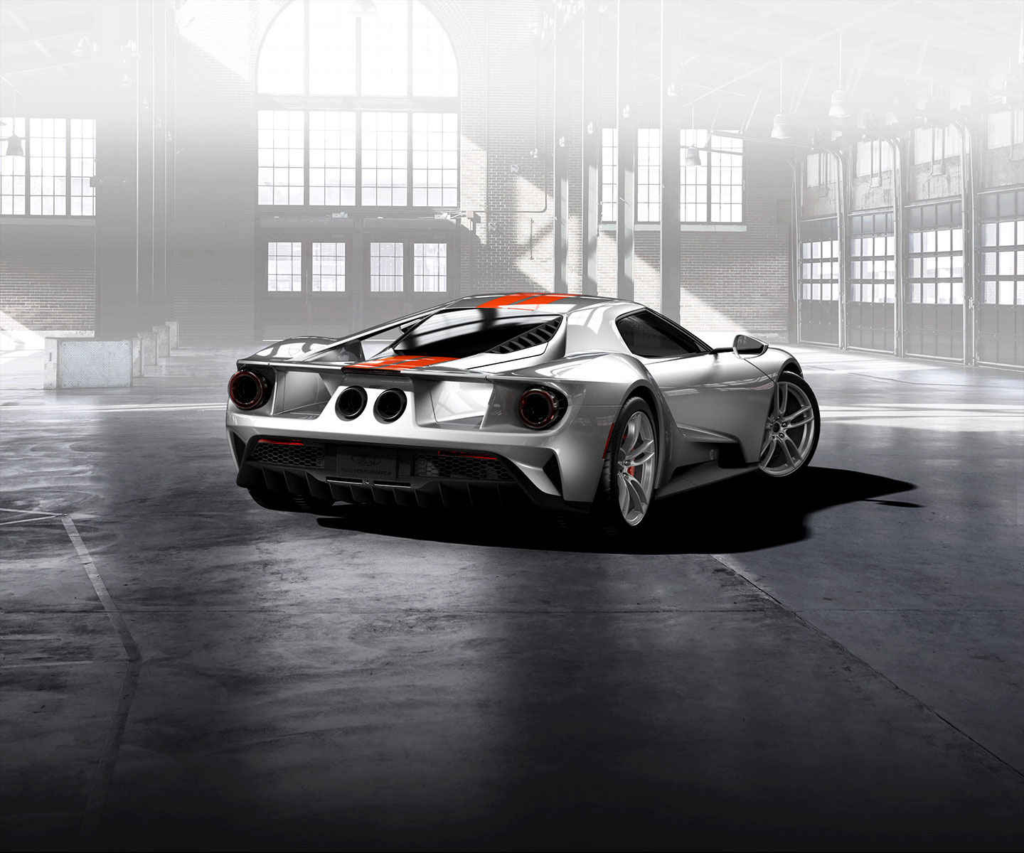 One Intriguing Part About The Configurator Is That It Teases Two Special Edition Variants Of The Ford Gt That Are Coming Soon