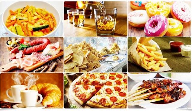 Makanan Yang Dapat Meningkatkan Resiko Terkena Penyakit Kanker