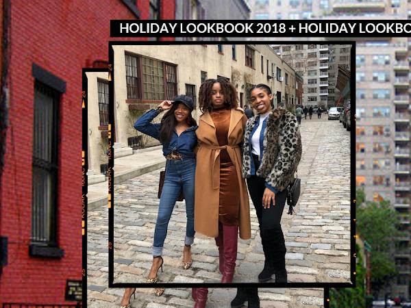 Holiday Lookbook • 2018